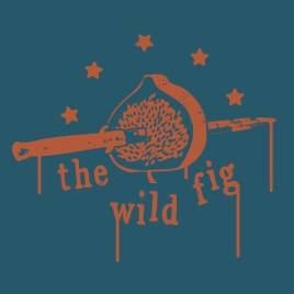 one of many rotating wild fig logo designs sitting on my desktop... this one actually made it onto a successful t-shirt and is the current main logo for the co-op that now runs the store.